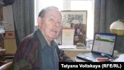 """На снимке Яков Гордин – один из соредакторов журнала """"Звезда"""""""