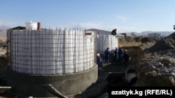 Нарын, ГЭС курула турган жер