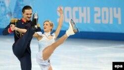 Tatiana Volosozhar və Maksim Trankov