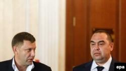 Zakharchenko və Plotnitsky