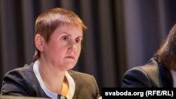 Ірына Дрыга, намесьніца міністра культуры