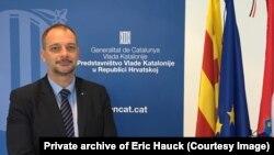 Imamo snažne odnose sa Sarajevom preko Barcelone još iz vremena rata u Bosni i Hercegovini: Eric Hauck
