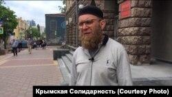 Qırımlı faal Valeriy Grigor