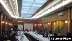 Konferencija u Prištini, koja je okupila novinare i predstavnike medija sa Kosova, iz Srbije, Makedonije, BiH i Albanije