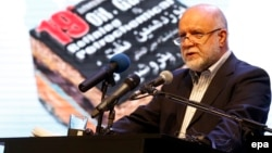 Has Iranian Oil Minister Bijan Namdar Zanganeh put a major crimp in Turkmenistan's gas plans?
