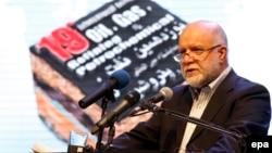 بیژن نامدار زنگنه، وزیر نفت ایران