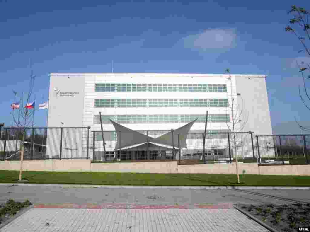 რადიო თავისუფალი ევროპა / რადიო თავისუფლების ახალი შტაბბინა პრაღაში - რადიო თავისუფალი ევროპა / რადიო თავისუფლების ახალი შტაბბინა პრაღაში