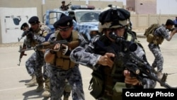 قوات سوات الخاصة بمكافحة الإرهاب والرد السريع في واسط