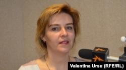 Cercetătoarea Mariana S. Țăranu