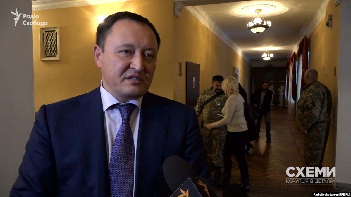Дело в отношении экс-главы Запорожской ОГА Брыля оставили на рассмотрении в ВАКС