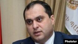 Председатель Палаты адвокатов Армении Ара Зограбян