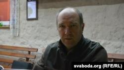 Намесьнік старшыні клюбу «ВІККРУ» Сяргей Бяспанскі