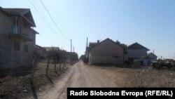 Приградската населба Карпош во Куманово
