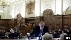 Латвийский парламент