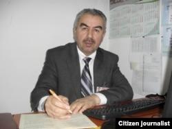 Муҳаммадюсуф Шодиев, сухангӯи Фурудгоҳи байнулмилалии Душанбе