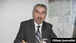 Муҳаммадюсуф Шодиев, журналисти тоҷик