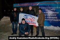 «Помічники» луганських дружинників з Ростова-на-Дону