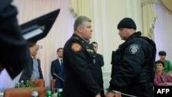 Затримання посадовців Держслужби з надзвичайних ситуацій України під час урядового засідання, 25 березня 2015 року