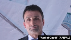 Former Tajik Industry Minister Zaid Saidov