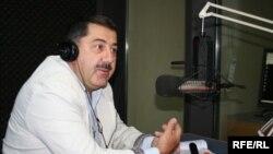 Руководитель Международного фонда содействия репатриации Теймураз Ломсадзе