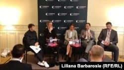 """La dezbaterea proiectului """"Dialoguri transnistrene"""", la Bruxelles"""