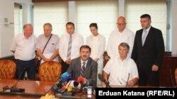 Klub Bošnjaka u Vijeću naroda Republike Srpske, foto: Erduan Katana