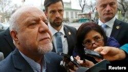 Міністр нафти Ірану Біджан Зангене відмовляється приставати на пропозицію картеля ОПЕК