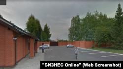 КПП у Гостевого дома при управлении президента Татарстана