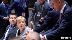 Брюссель саммити.