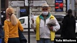 Chișinău, campanie electorală în pandemie, octombrie 2020.