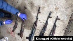 Фото пресс-службы Управления МВД России по Крыму