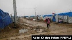 Один із таборів для сирійських біженців в Іраку