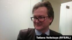 Ректор Европейского университета в Санкт-Петербурге Олег Хархордин