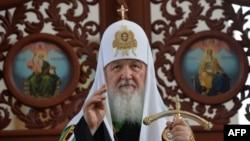 Патриарх Кирилл (архивное фото)
