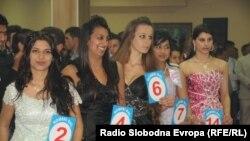 Izbor za mis: Pobjednica je Anđa Gaši sa rednim brojem 6. fotografije uz tekst: Lela Šćepanović