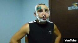 Ukrainian journalist Oleh Bogdanov