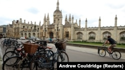 Кембриж университети.