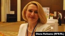 Cristina Harea, președinta Camerei de Comerț Americane