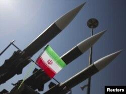 İran raketləri, 25 sentyabr 2010