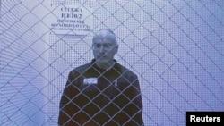 Михаил Ходорковский мәхкәмә утырышында