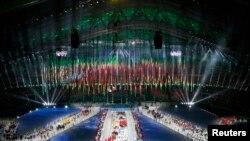 Церемония закрытия Олимпийских игр 2014 в Сочи