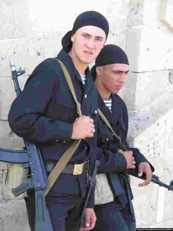 Російські морські піхотинці