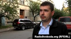 Олександр Пересоляк, адвокат