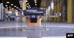 Amazon Prime, kiçijik ýük daşaýan dron