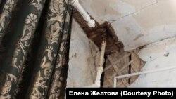 Аварийное жилье, архивное фото
