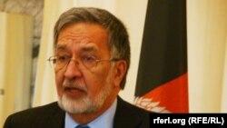 د افغانستان د بهرنیو چارو وزیر زلمی رسول