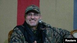 """Мустафа Бадреддин, """"Хезболла"""" ұйымының командирлерінің бірі."""