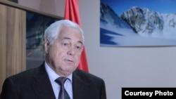 Улукбек Чиналиев, посол Кыргызстана в Украине.