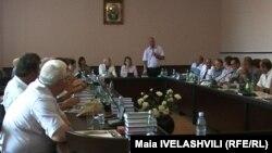 საერთაშორისო სამეცნიერო კონფერენცია ახალციხის სახელმწიფო სასწავლო უნივერსიტეტში