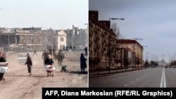 Неузнаваемый Грозный: тогда и сегодня. Фотогалерея.